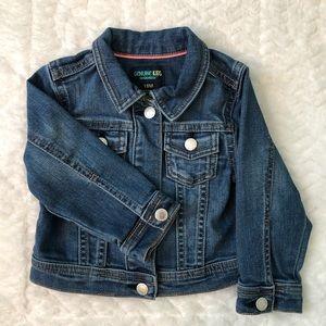 OshKosh B'Gosh Dark Blue Jean Jacket